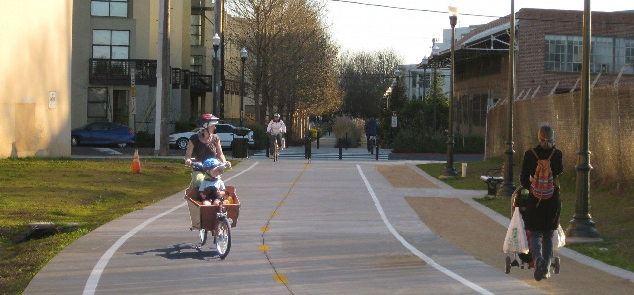 Berkeley 9th Street Bike Boulevard Extension complete