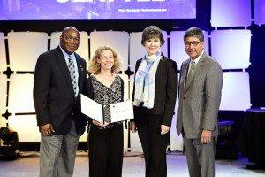 APA award acceptance WalkBikeNC