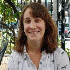 Hannah Crum Headshot