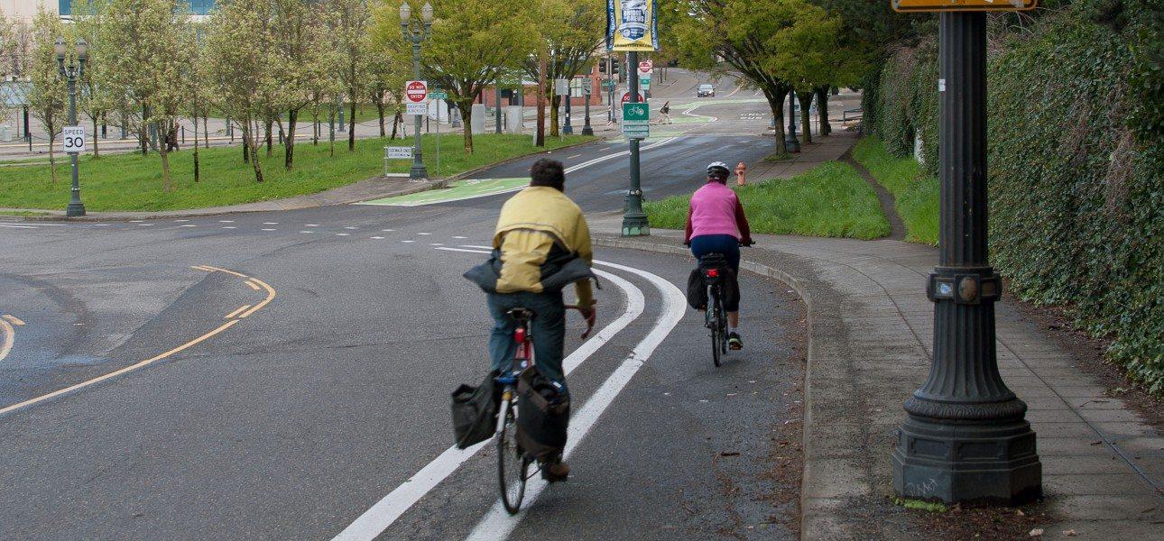 Portland Bikeways design