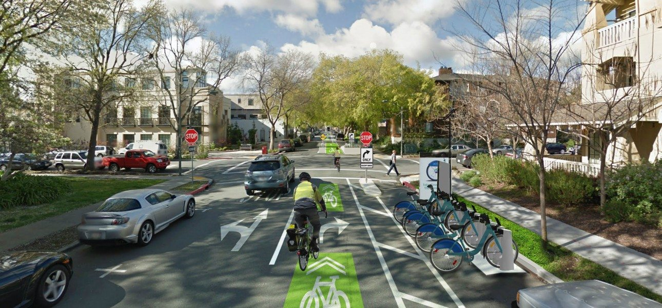 Palo Alto Bicycle Boulevard Feasibility 2