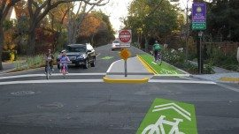 Palo Alto Bicycle Boulevard Feasibility 1