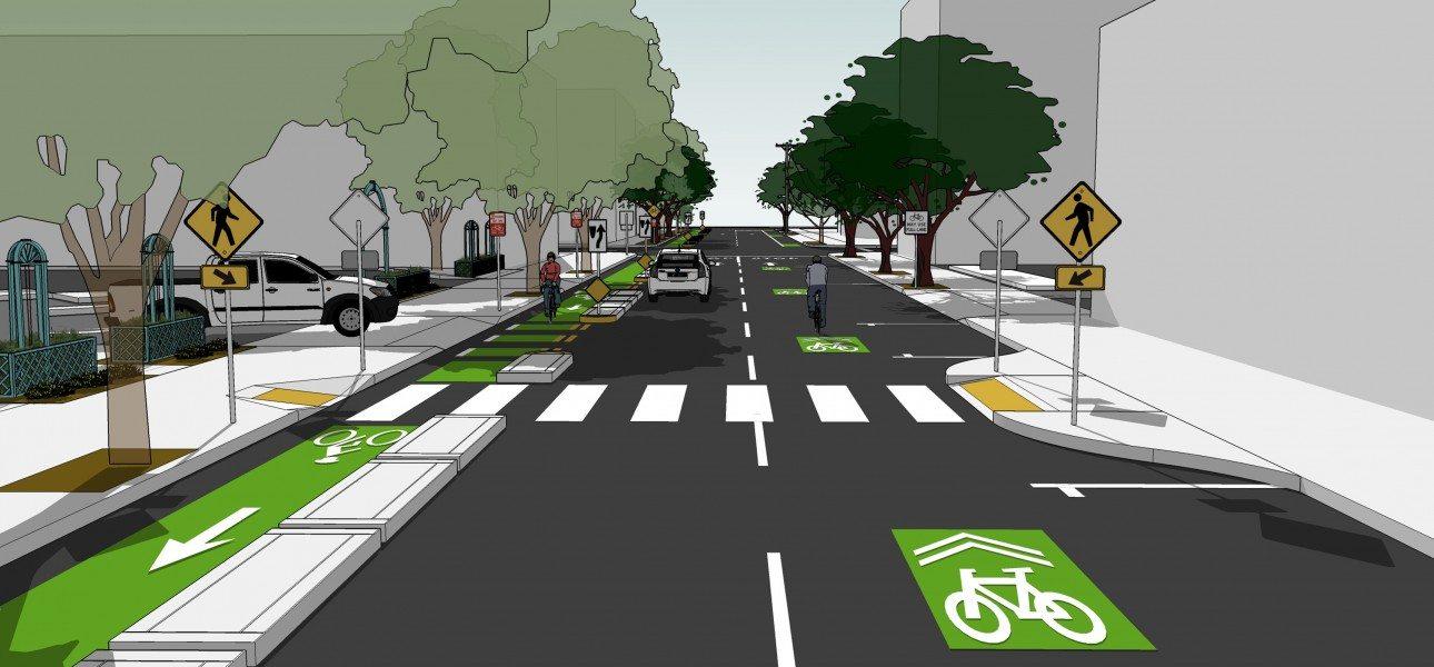 Palo Alto Bicycle Boulevards Feasibility 3