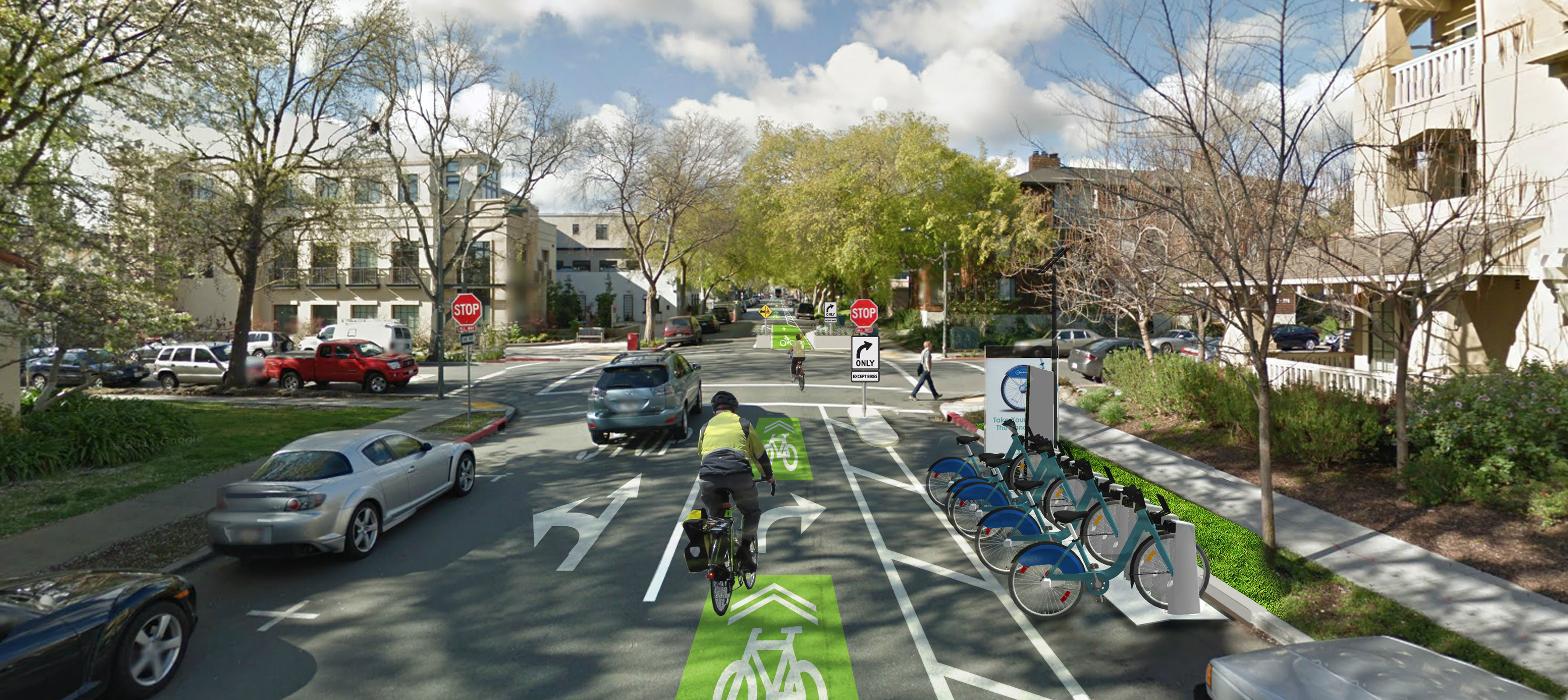 Bicycle Boulevard Design Alta Planning Design
