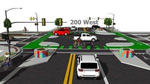 SLC Protected Intersections