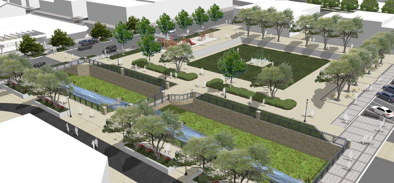 Springdale Downtown Revitalization Master Plan Alta Planning