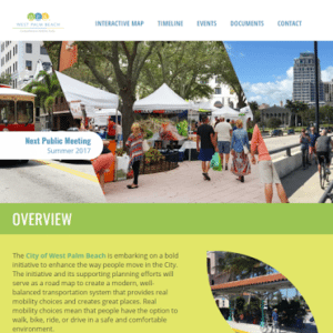 West Palm Beach Mobility Plan